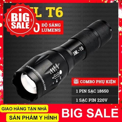 Đèn Pin Siêu Sáng XMLT6 1000LX giá rẻ - 7915937 , 17531357 , 15_17531357 , 99000 , Den-Pin-Sieu-Sang-XMLT6-1000LX-gia-re-15_17531357 , sendo.vn , Đèn Pin Siêu Sáng XMLT6 1000LX giá rẻ