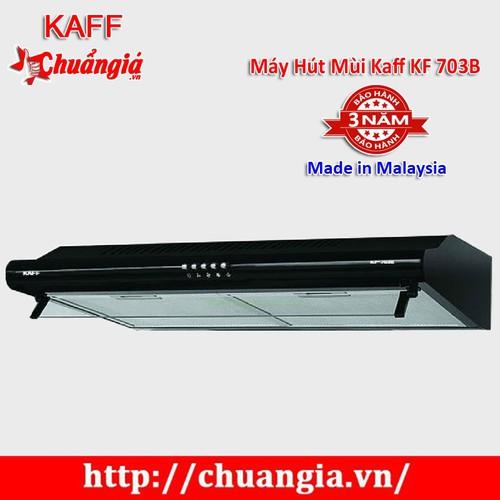 Máy Hút Mùi Kaff KF 703B - 4695218 , 17534781 , 15_17534781 , 2640000 , May-Hut-Mui-Kaff-KF-703B-15_17534781 , sendo.vn , Máy Hút Mùi Kaff KF 703B