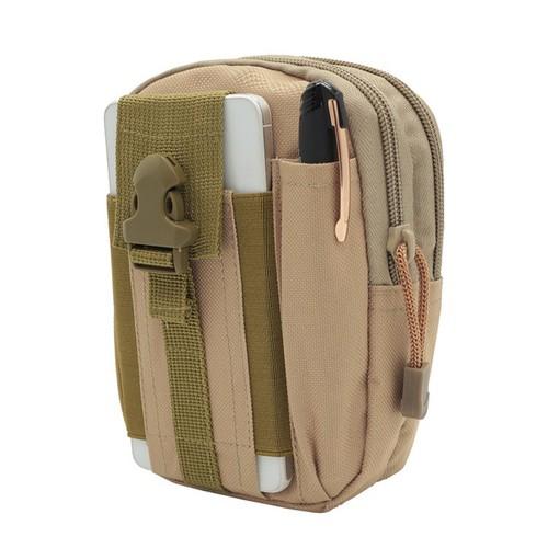 Túi cá nhân, túi thể thao dã ngoại nhiều ngăn đa năng cho nam chống thấm