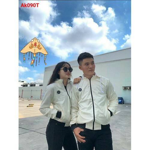 Áo Khoác Nam Vải Dù 2 Lớp Hàng Chất Lượng Tốt, áo khoác cặp, áo khoắc dù