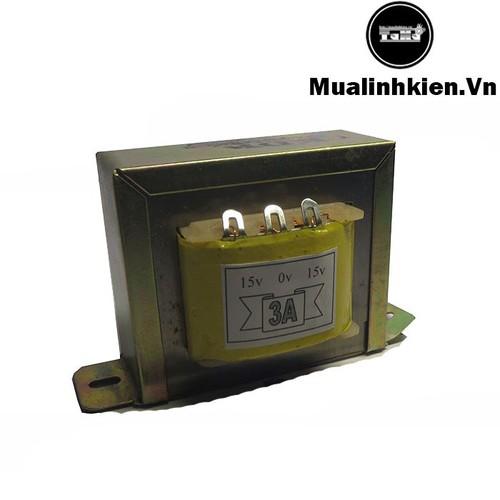 Biến Áp Đối Xứng 15V 5A - 7916474 , 17532538 , 15_17532538 , 124980 , Bien-Ap-Doi-Xung-15V-5A-15_17532538 , sendo.vn , Biến Áp Đối Xứng 15V 5A