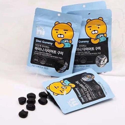 Kẹo Giảm Cân Diet Gummy Hàn Quốc – Hàng chính hãng. - 7916786 , 17533306 , 15_17533306 , 70000 , Keo-Giam-Can-Diet-Gummy-Han-Quoc-Hang-chinh-hang.-15_17533306 , sendo.vn , Kẹo Giảm Cân Diet Gummy Hàn Quốc – Hàng chính hãng.