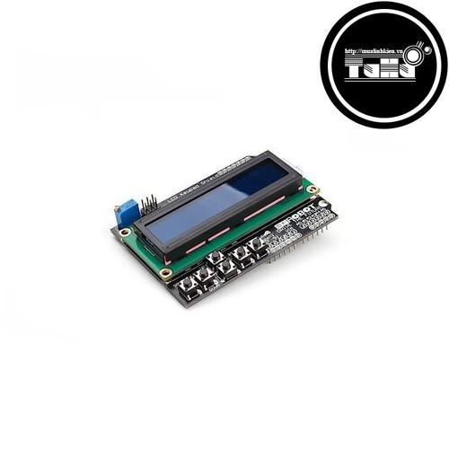 Màn Hình Hiển Thị LCD Keypad shield Arduino - 4695265 , 17534832 , 15_17534832 , 89000 , Man-Hinh-Hien-Thi-LCD-Keypad-shield-Arduino-15_17534832 , sendo.vn , Màn Hình Hiển Thị LCD Keypad shield Arduino