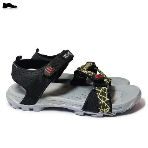 Giày Sandal Quai Hậu Nam TERAMO Rêu TRM60