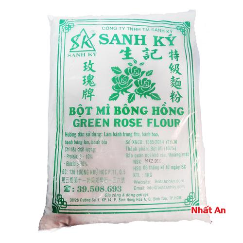 Bột mì bông hồng xanh Sanh Ký 1kg - 7917936 , 17535384 , 15_17535384 , 24000 , Bot-mi-bong-hong-xanh-Sanh-Ky-1kg-15_17535384 , sendo.vn , Bột mì bông hồng xanh Sanh Ký 1kg
