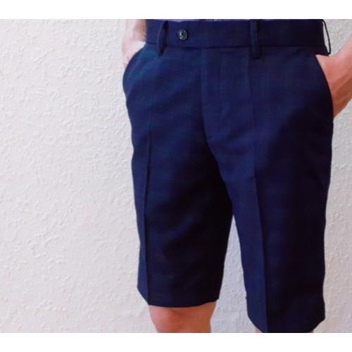 quần ngố vải