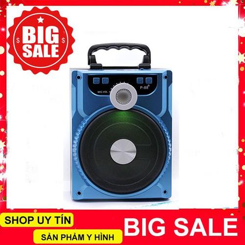 Loa Kéo Karaoke Bluetooth P-88 USB,TF,FM,AUX giá rẻ - 4889331 , 17533605 , 15_17533605 , 290000 , Loa-Keo-Karaoke-Bluetooth-P-88-USBTFFMAUX-gia-re-15_17533605 , sendo.vn , Loa Kéo Karaoke Bluetooth P-88 USB,TF,FM,AUX giá rẻ