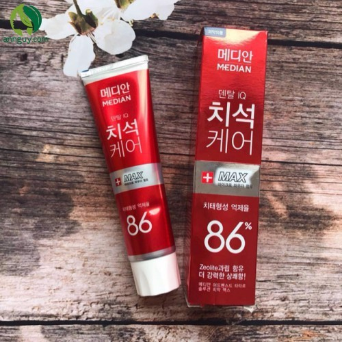 Kem đánh răng Median Dental IQ Hàn Quốc - 7920308 , 17539591 , 15_17539591 , 76000 , Kem-danh-rang-Median-Dental-IQ-Han-Quoc-15_17539591 , sendo.vn , Kem đánh răng Median Dental IQ Hàn Quốc