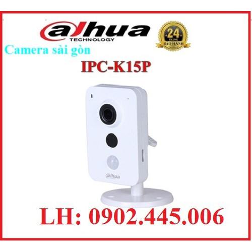 CAMERA IP WIFI DAHUA IPC-K15P