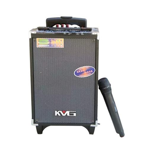 Loa kéo hát karaoke từ điện thoại KVG K8-2T + 1 Mic