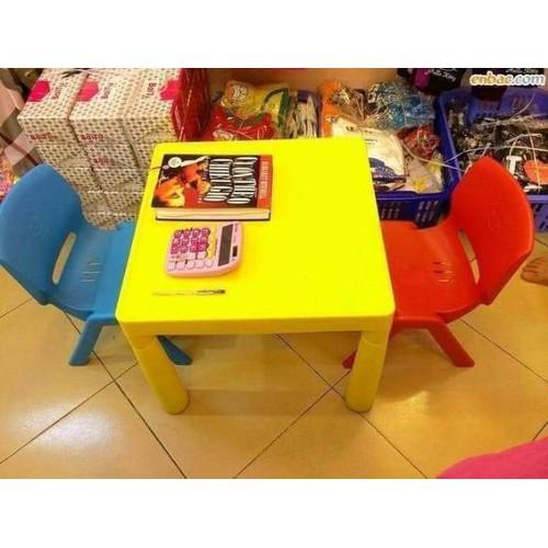bộ bàn ghế nhựa 1 bàn 2 ghế