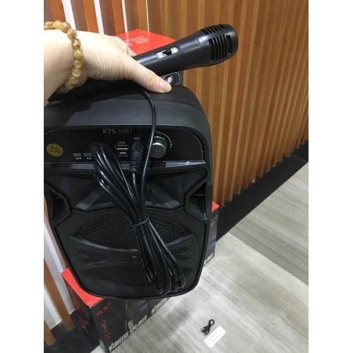 Loa Bluetooth KTS-1061 Tặng Micro