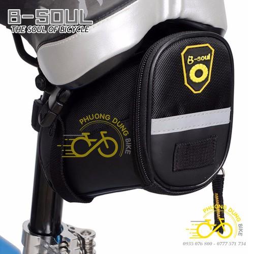 Túi treo yên sau xe đạp B-Soul - 7919607 , 17538230 , 15_17538230 , 100000 , Tui-treo-yen-sau-xe-dap-B-Soul-15_17538230 , sendo.vn , Túi treo yên sau xe đạp B-Soul