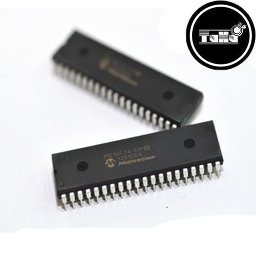 Vi điều khiển-PIC16F74-IP DIP40 Giá Rẻ-Linh Kiện Điện Tử TuHu