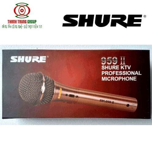 MICRO SHURA KSM10 có dây
