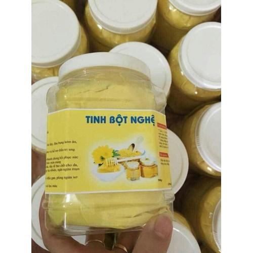 Tinh bột nghệ sữa ong chúa