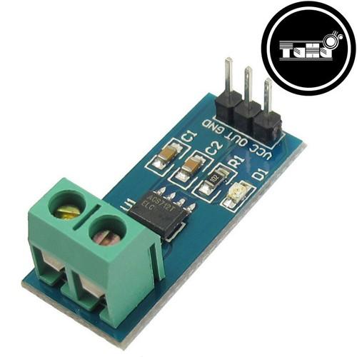 Module Đo Dòng ACS712 20A - 7917827 , 17535054 , 15_17535054 , 69000 , Module-Do-Dong-ACS712-20A-15_17535054 , sendo.vn , Module Đo Dòng ACS712 20A