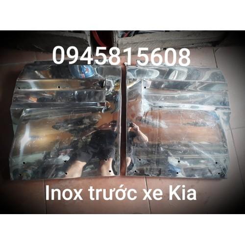 Bộ Chắn bùn inox xe tải Kia- Bánh trước - 7914276 , 17528496 , 15_17528496 , 750000 , Bo-Chan-bun-inox-xe-tai-Kia-Banh-truoc-15_17528496 , sendo.vn , Bộ Chắn bùn inox xe tải Kia- Bánh trước