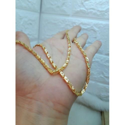Dây chuyền vàng tây dành cho nam - 4695705 , 17537955 , 15_17537955 , 6230000 , Day-chuyen-vang-tay-danh-cho-nam-15_17537955 , sendo.vn , Dây chuyền vàng tây dành cho nam