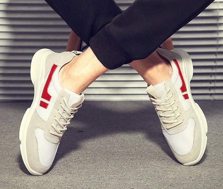 Giày nam thể thao dây buộc đẹp