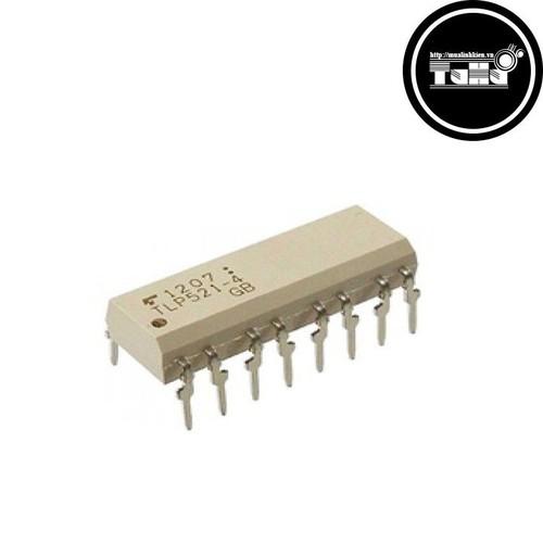 Combo 2 tlp521-4gb sop 16 giá rẻ-linh kiện điện tử tuhu