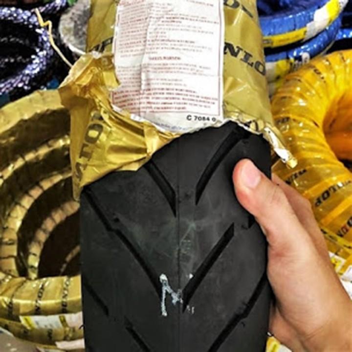 Lốp xe Dunlop  70.90-17 Vỏ xe máy Dunlop size 70.90-17 D102 TL 38P_Trùm Dunlop Việt Nam, giá rẻ, uy tín, chất lượng 6