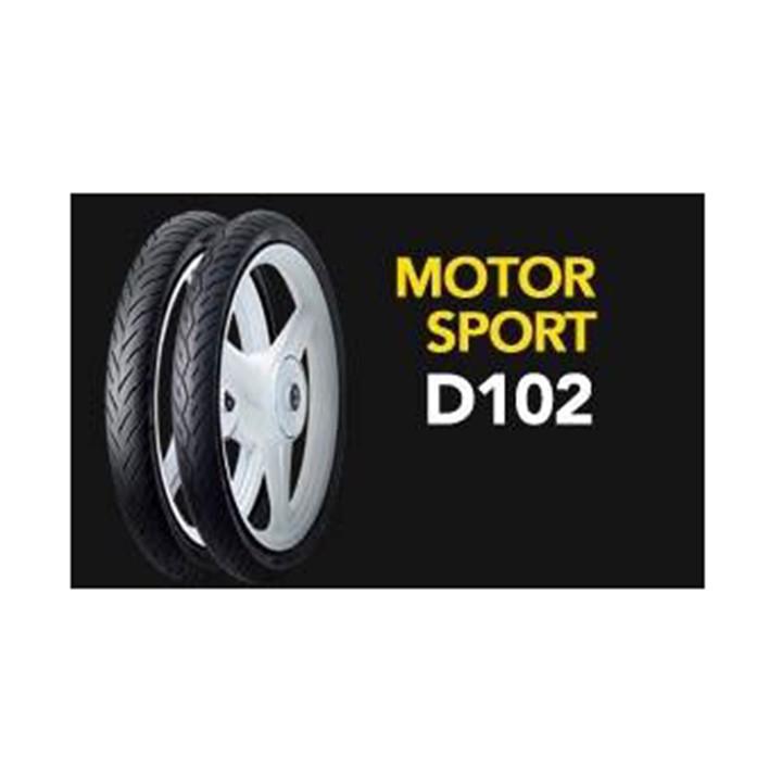 Lốp xe Dunlop  70.90-17 Vỏ xe máy Dunlop size 70.90-17 D102 TL 38P_Trùm Dunlop Việt Nam, giá rẻ, uy tín, chất lượng 7