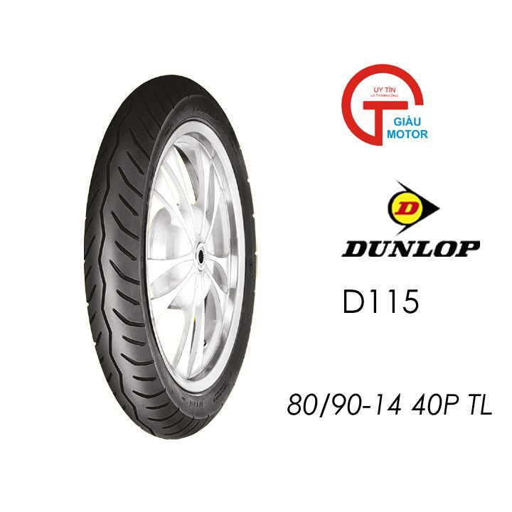 D115 80.90-14 40P