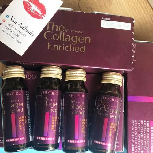 Nước uống trắng da collagen enrich siseido - 7918810 , 17536824 , 15_17536824 , 730000 , Nuoc-uong-trang-da-collagen-enrich-siseido-15_17536824 , sendo.vn , Nước uống trắng da collagen enrich siseido