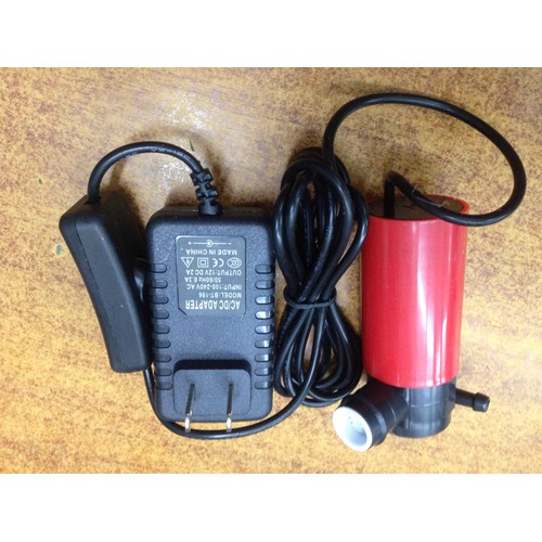 máy bơm nước mini 12v
