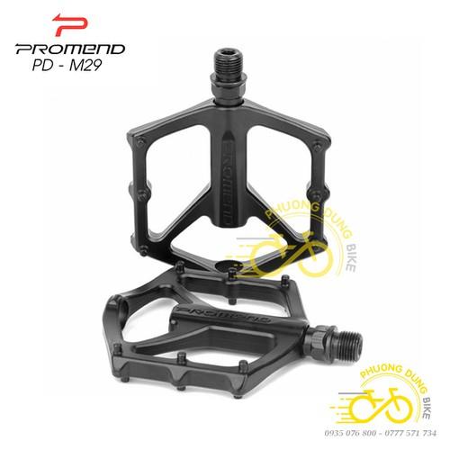 Pedan bàn đạp nhôm xe đạp Promend PD - M29