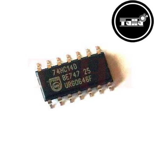 Combo 5 74hc14d giá rẻ - linh kiện điện tử tuhu