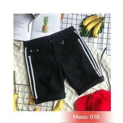 quần shorts nam sọc