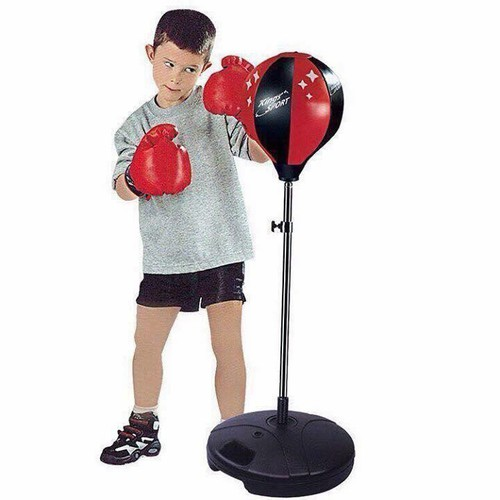 Bộ tập đấm bốc cho trẻ em - Đồ chơi tập boxing cho bé