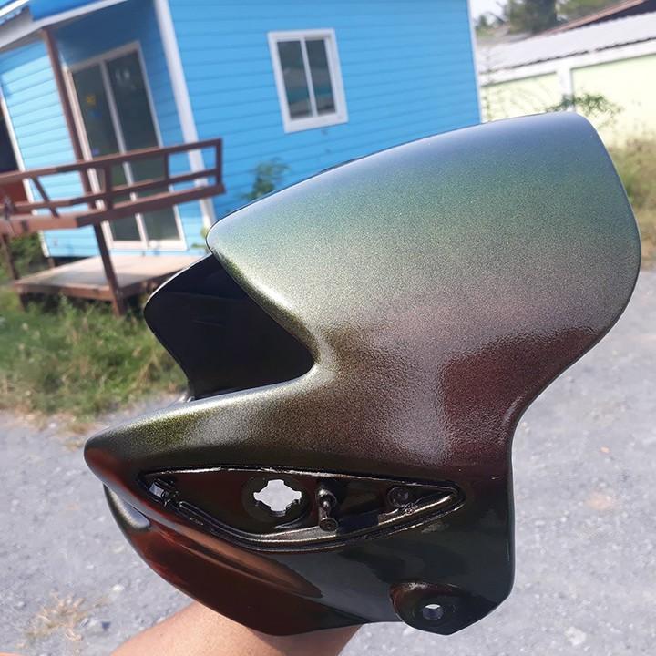 T808 _ sơn xịt Samurai paint T808 đổi màu theo góc nhìn, shop uy tín, giá rẻ, giao nhanh 9