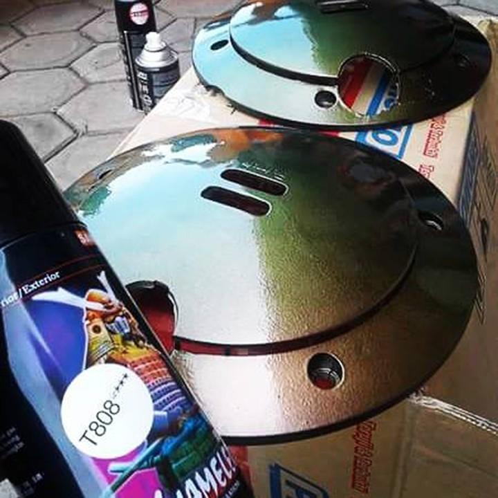 T808 _ sơn xịt Samurai paint T808 đổi màu theo góc nhìn, shop uy tín, giá rẻ, giao nhanh 3
