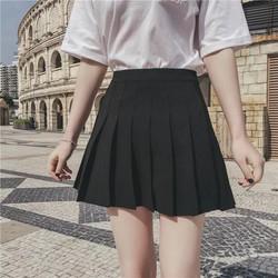 Chân váy- Váy xếp ly- chân váy nữ