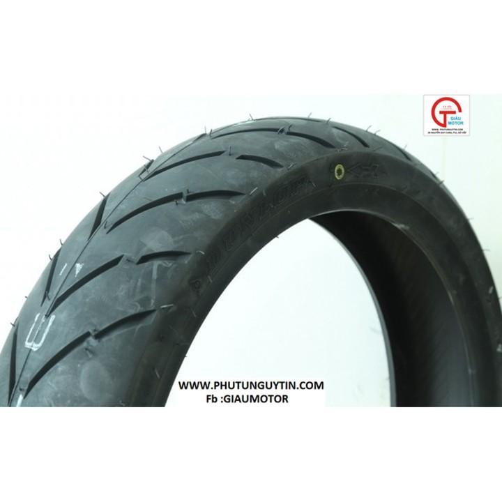 Vỏ xe máy Dunlop 130.70-17  D102 - Lốp  xe máy Dunlop 130-70-17 D102 _Tổng Dunlop Việt Nam, giá rẻ, uy tín, chất lượng 7