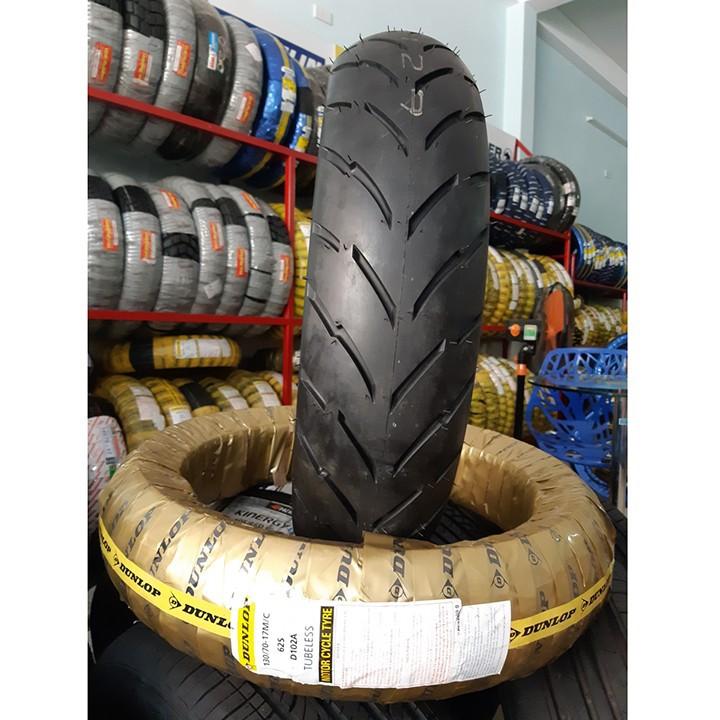 Vỏ xe máy Dunlop 130.70-17  D102 - Lốp  xe máy Dunlop 130-70-17 D102 _Tổng Dunlop Việt Nam, giá rẻ, uy tín, chất lượng 6