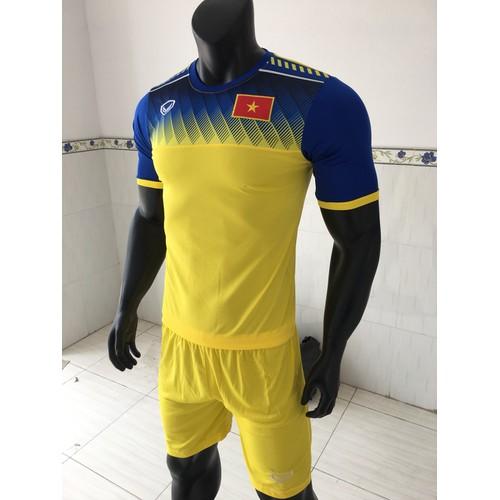 Đồ bộ quần áo thể thao việt nam, quần áo bóng đá việt nam - Thun dày đẹp