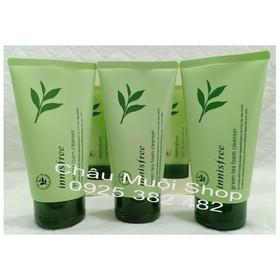 Sét 3 Chai Sữa Rửa Mặt Trà Xanh Innisfree Green Tea Foam Cleanser - SET SRM INNISFREE