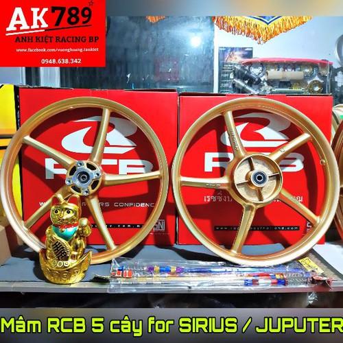 Mâm RCB SIRIUS JUPITER chính hãng - 7926728 , 17574673 , 15_17574673 , 1600000 , Mam-RCB-SIRIUS-JUPITER-chinh-hang-15_17574673 , sendo.vn , Mâm RCB SIRIUS JUPITER chính hãng