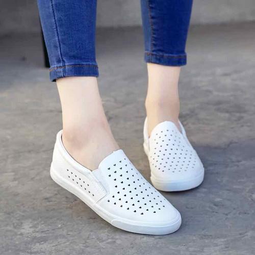 Giày nữ cao cấp kiểu giày lưới vừa mát chân vừa êm - 11559637 , 17553205 , 15_17553205 , 340000 , Giay-nu-cao-cap-kieu-giay-luoi-vua-mat-chan-vua-em-15_17553205 , sendo.vn , Giày nữ cao cấp kiểu giày lưới vừa mát chân vừa êm