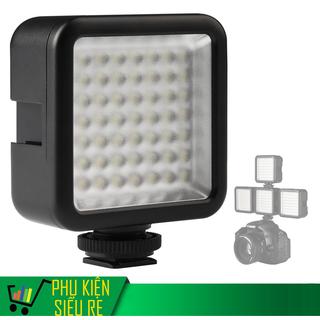 Đèn 49 LED Trợ Sáng Chụp Ảnh, Quay Phim Cho Máy Ảnh, Điện Thoại - Đèn 49 LED thumbnail
