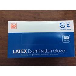 Găng tay y tế LATEX Examination Glove