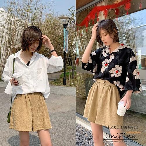 Quần short nữ ống rộng giả váy vải bố - LZKZ190402 - 7924697 , 17571093 , 15_17571093 , 365000 , Quan-short-nu-ong-rong-gia-vay-vai-bo-LZKZ190402-15_17571093 , sendo.vn , Quần short nữ ống rộng giả váy vải bố - LZKZ190402