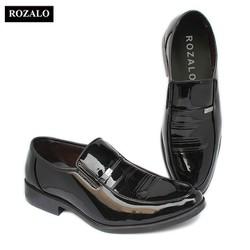 Giày tây nam Rozalo RM8251-Màu Đen