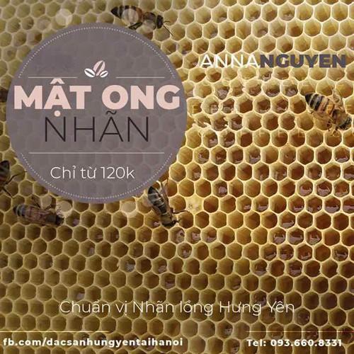 Mật ong nhãn chai 1500ml