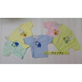 Áo ngắn tay cho bé sơ sinh - AOCOC thumbnail