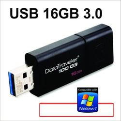 USB W7 16GB 3.0 FULL